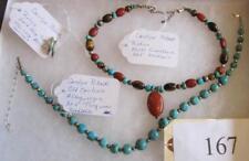 Carolyn Pollack Relios Jewelry Lot Neck Earrings Lot 167