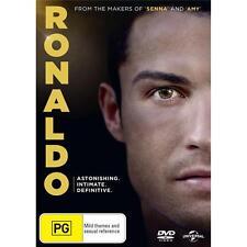 BRAND NEW Ronaldo (DVD, 2015) R4 Cristiano