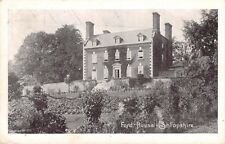 Shrops -  FORD, Country House - Printed Card by Wilding # 1177