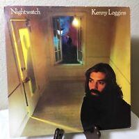 "Kenny Loggins ""Nightwatch"" 1978 Rock LP VG+ Original Vinyl Columbia Record"