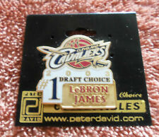 More details for vintage nba basketball team logo enamel pin - many teams / players available