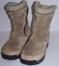 WOMEN SHOES  SOREL WINTER BOOTS  Size 8M  TAN