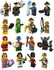 Lego New Series 5 Minifigures You Pick Which Minifigs 8805