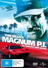 Magnum P.I. : Season 3 (DVD, 2006, 6-Disc Set) Tom Selleck, Roger E. Mosley
