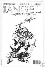 Angel: After The Fall #3 Franco Urru B & W Sketch Cover