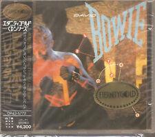 "DAVID BOWIE ""Let's Dance"" 1989 Japan Eternity Gold CD sealed"