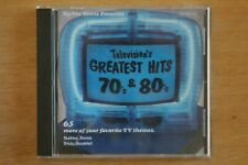 Television's Greatest Hits 70's & 80's - Cheers, The Archies    ( Box C734)
