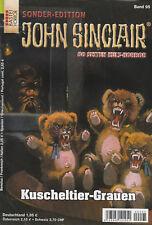 JOHN SINCLAIR SONDEREDITION Nr. 95 - Kuscheltier-Grauen - Jason Dark