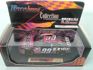 NASCAR Race Image collection #99 Jeff Burton 1:43 scale Exide car NIP