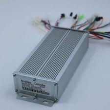 48V-72V 1500W-2000W 18 Mosfet BLDC Motor Controller Ebike Brushless DC Sensor