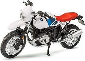 BUR51069 - Moto de 2014 blanche – BMW R nine T urban GS -  -