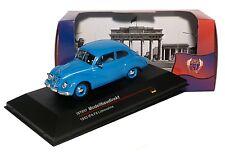 IFA F9 Limousine 1952 Blau 1:43 IXO / IST 057 Cars & Co NEU & OVP