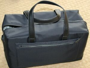 AWAY Luggage The Large Everywhere Bag Black Weekend Travel Suitcase