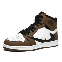 Men's Air 1 High Top Basketball Trainer Sneakers Casual Athletic Shoes Running