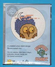 Friendly Planet  X Stitch Kit by Mouseloft (Owl)