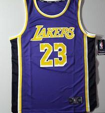 LAST ONE!! Lakers LeBron James Fanatics 'STATEMENT EDITION' Jersey Men's Sz M