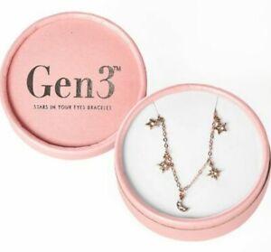Gen3 Mila Zodiac charm bracelet ~New In Box msrp: $58
