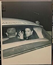 1950's Elvis Photo - Framed