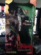"""ROB ZOMBIE 18"""" FIGURE HILLBILLY DELUXE ASYLUM ULTIMATE SERIES  ROCK IT GOTH NEW"""
