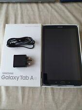 "Samsung Galaxy Tab A SM-T580 10.1"" 16GB 8MP Cam Wi-Fi Android Tablet Black"