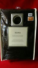 "Reina, One(1) Grommet Panel. 52"" wide X 84"" long. color is Fig. From Bb&Beyond."