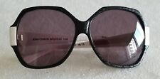 1980s MODERNIST JEAN-CHARIES BROSSEAU DETAILED HAND MADE IN FRANCE SUNGLASSES