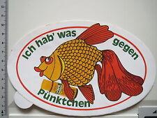 Aufkleber Sticker Sera - Fischfutter - Aquaristik - Fische - Guppi - Neon (1935)