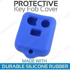 Remote Key Fob Cover Case Shell for 2001-2011 Mazda Tribute Blue