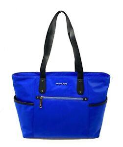 Michael Kors Polly Large Nylon Tote Bag Shoulder Bag