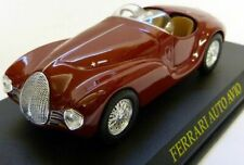 Ferrari Auto Avio, Metal, Birthday, Cake, 1/43 Scale, Altaya.