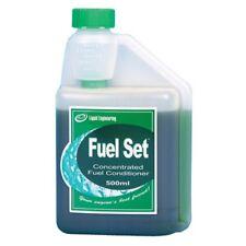 Fuel Set Fuel Treatment. 500ml Bottle. Excellent Additive for cars, boats etc
