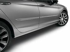 2016-2017 Honda Accord OEM Body Side Molding Lunar Silver Metallic 08P05-T2A-1B0