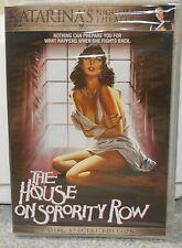 The House on Sorority Row (DVD, 2012, 2-Disc Set) RARE 1982 HORROR BRAND NEW