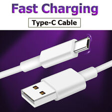 USB C Type-C Cable Fast Charger Type C Data Sync Charging Cable Cord 1M 3A