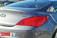 10-12 Genesis COUPE Tail Light Overlays Blinker Reverse RED OUT TINT Vinyl JDM