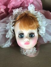 """18"""" Madame Alexander ELISE 1685 Red Auburn Haired Bride - In Box (c)"""