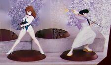 NIB Banpresto DX Lupin The 3rd Figure's Fujiko Mine & Ishikawa Goemon USA SELLER