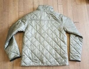 NWOT Patagonia Women's Back Pasture Field Jacket Quilted Sage Khaki size small