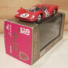 615. BRUMM R159 Ferrari 330P4 1000Km Monza (1967) 1° Bandini-Amon MB 1/43 ORO