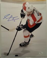 Sean Couturier Signed Flyers 11x14 Photo - JSA WITNESSED COA