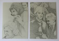 Old Queen postcards x 4 job lot bohemian rhapsody Freddie Mercury Brian May