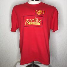 Vtg Jelly Belly Goelitz Confections T Shirt Sz XL Single Stitch Candy Beans