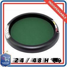 Vauchier - Jeu de société - Piste 421 + 5 dés - Piste de jeu - Casino Tapis Vert