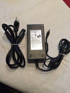 Barely Used TESTED Panasonic AC Adapter CF-AA159 15v