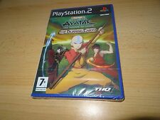 NUEVO PRECINTADO Avatar La Leyenda De Aang Quema EARTH PAL Playstation 2 PS2