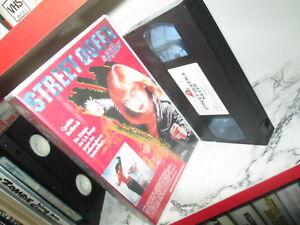 VHS - STREET QUEEN & KILLER - Cynthia Rothrock - Kleinstlabel