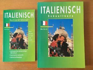 Italienisch Sprachführer + Schnellkurs / Sprachkurs - Wörterbuch - Reisetipps