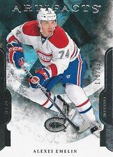 2011-12 Artifacts #237 Alexei Emelin Rookie Card  /699