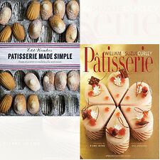 Patisserie Collection 2 Books Set Patisserie Made Simple Hardcover , New