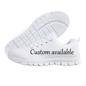 Customize Sneakers Men Women Athletic Sports Running Shoes Lightweight Trainers